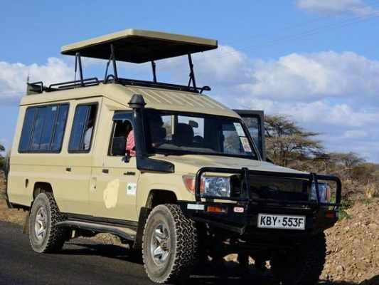 4x4 Safari Landcruiser